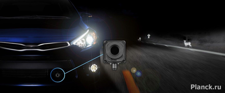 Тепловизор для автомобиля Flir PathFindIR II - система ночного вождения